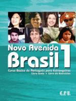 NOVO AVENIDA BRASIL - V. 1 (LIVRO TEXTO/LIVRO DE E