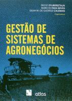GESTAO DE SISTEMAS DE AGRONEGOCIOS