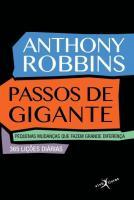 PASSOS DE GIGANTE