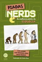 PIADAS NERDS - AS MELHORES PIADAS DE BIOLOGIA