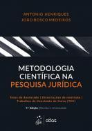 METODOLOGIA CIENTIFICA NA PESQUISA JURIDICA