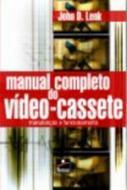 MANUAL COMPLETO DO VIDEO-CASSETE