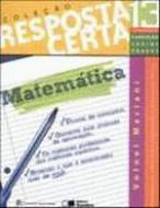 RESPOSTA CERTA - V. 13 - MATEMATICA