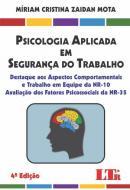 PSICOLOGIA APLICADA EM SEGURANCA DO TRABALHO