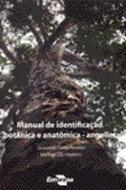 MANUAL DE IDENTIFICACAO BOTANICA E ANATOMICA