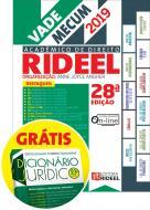 VADE MECUM ACADEMICO DE DIREITO RIDEEL 2019 - 1 SE