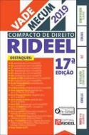 VADE MECUM COMPACTO RIDEEL - 2019 - 1 SEMESTRE
