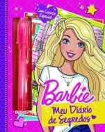BARBIE - MEU DIARIO DE SEGREDOS COM CANETA ESPECIA