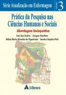 PRATICA DA PESQUISA NAS CIENCIAS HUMANAS E SOCIAIS