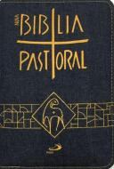 NOVA BIBLIA PASTORAL - C. JEANS - AZUL ESCURO