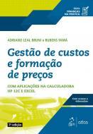 GESTAO DE CUSTOS E FORMACAO DE PRECO - COM APLICAC