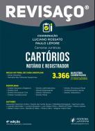 REVISACO - CARTORIOS - 3.366 QUESTOES COMENT