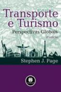 TRANSPORTE E TURISMO