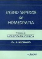 ENSINO SUPERIOR DE HOMEOPATIA - V. 3