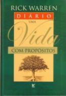 UMA VIDA COM PROPOSITOS - DIARIO