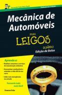 MECANICA DE AUTOMOVEIS PARA LEIGOS - BOLSO