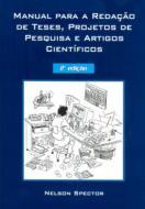 MANUAL PARA REDACAO DE TESES, PROJETOS PESQUISA E