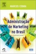 ADMINISTRACAO DE MARKETING NO BRASIL