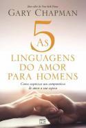 CINCO LINGUAGENS DO AMOR PARA HOMENS