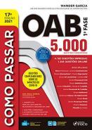 COMO PASSAR NA OAB - FGV - 5.000 - 1. FASE - QUEST