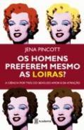 HOMENS PREFEREM MESMO AS LOIRAS?, OS