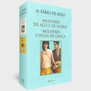 MULHERES DE ACO E DE FLORES MULHERES CHEIAS - BOX