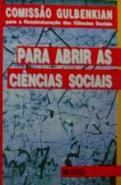 PARA ABRIR AS CIENCIAS SOCIAIS