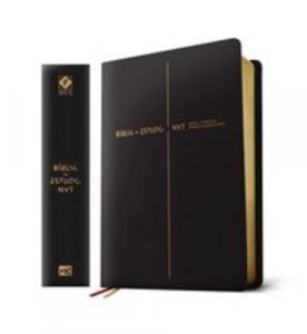 BIBLIA DE ESTUDO - NVT - PRETA