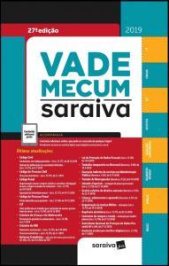VADE MECUM SARAIVA 2019